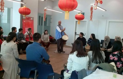 חגיגות ראש השנה הסיני – פברואר 2016