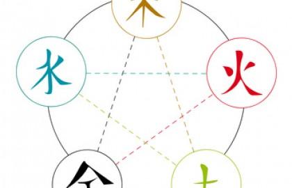 5 האלמנטים ברפואה הסינית