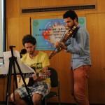 תחרות הגשר לסינית באוניברסיטה העברית