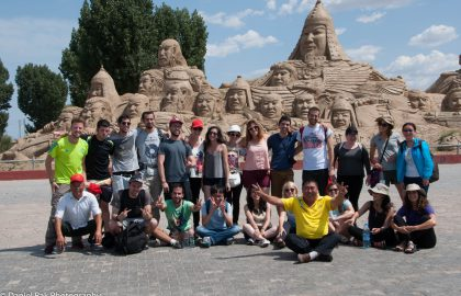 מחנה קיץ חאן-באן – אוגוסט 2015