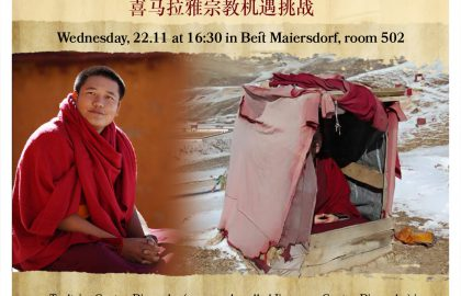 Crisis and Opportunities of the Himalayan Religion: Tibetan Buddhism in China today